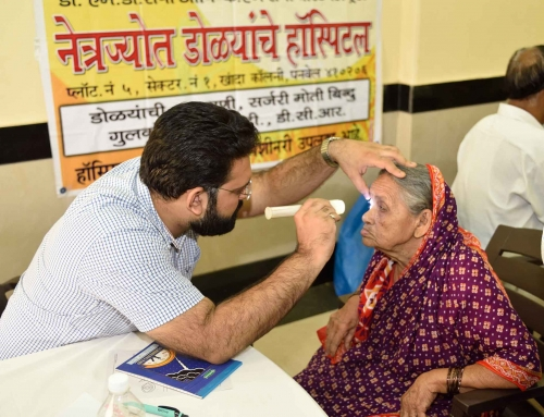 Eye Checkup Camp 2018