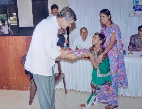 Jaipur Foot Distribution 2013