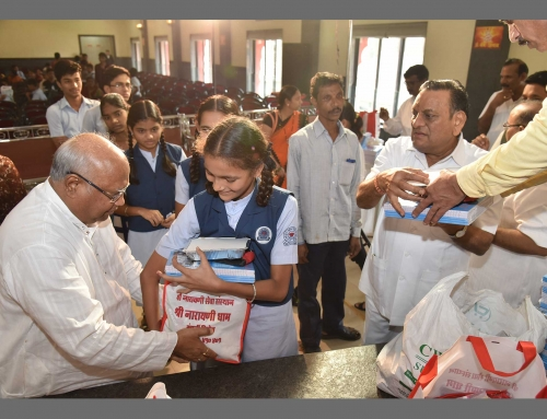 Stationery Distribution 2019